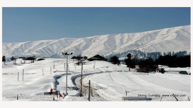 Gulmarg-The Adventure Land