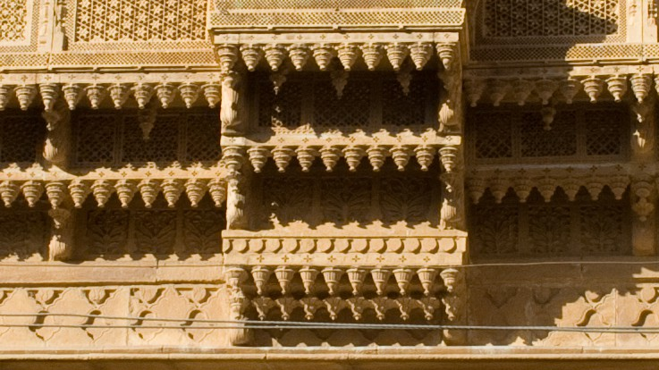 Golden City-Jaisalmer