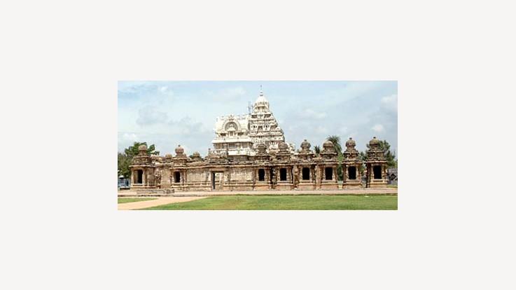 Kailasanthar Temples - Kancheepuram
