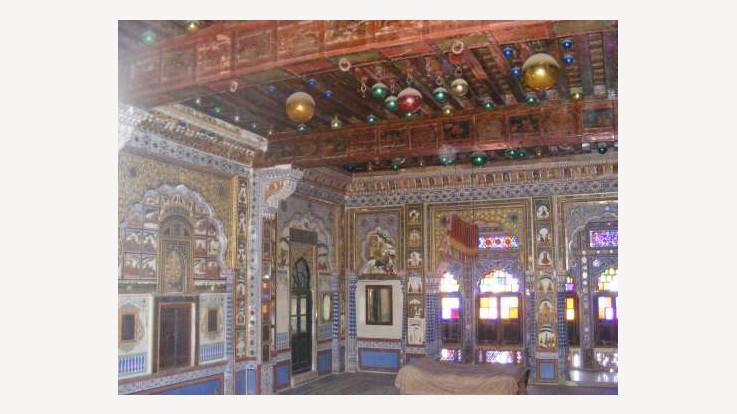 Moti Mahal or Salim Singh ki Haweli
