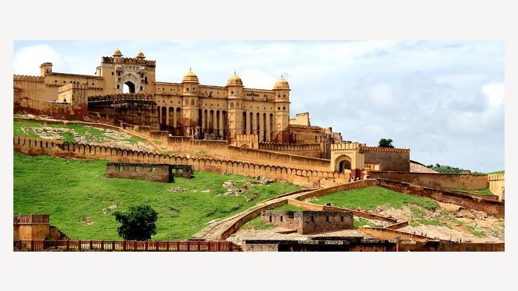 The Blushing City of Jaipur
