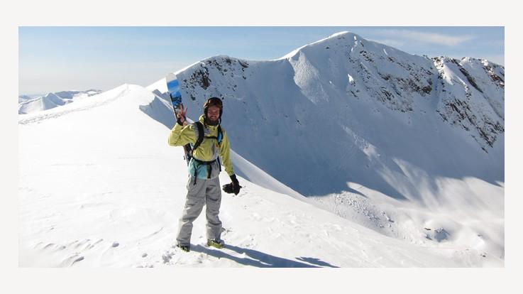 Skiing@Gulmarg