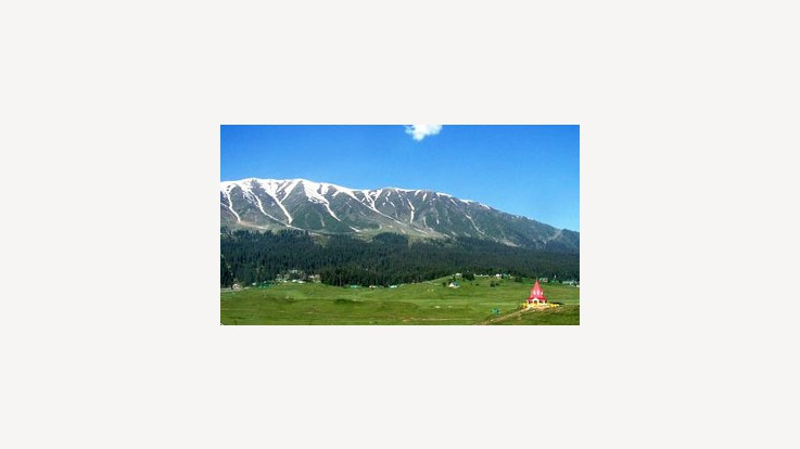 Summers in Gulmarg