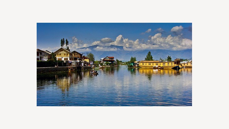 Kashmiri Venice- Srinagar