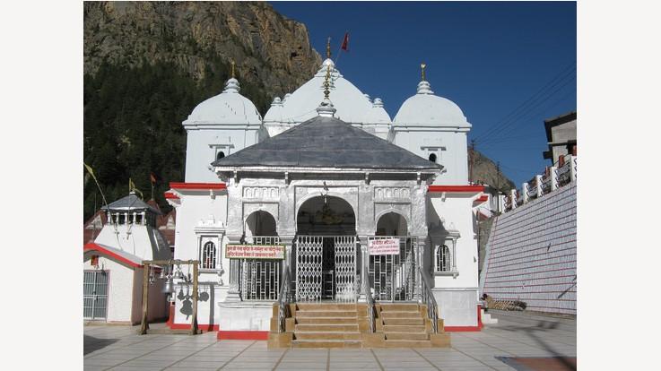 Gangotri Temple - Origin of the Ganga