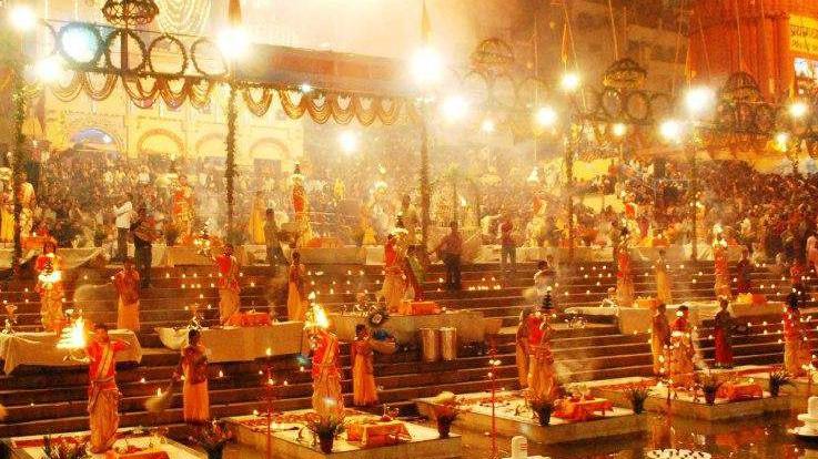 Dev Diwali, Ganga Mahaostav Varanasi