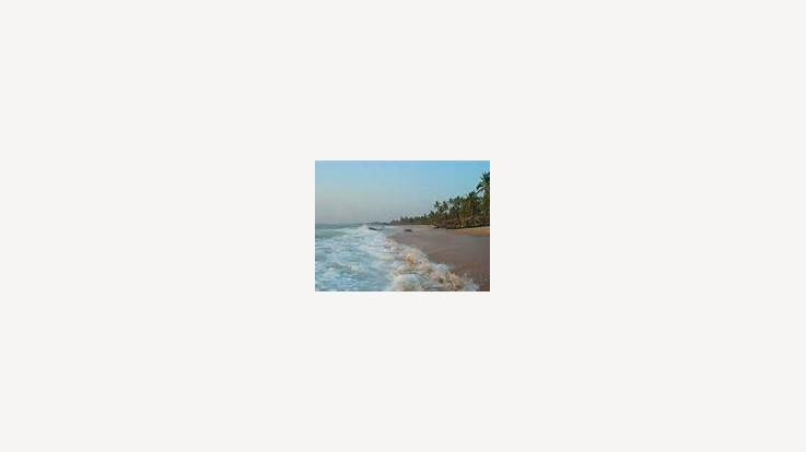 Shankumugam Beach