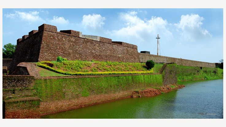 St Angelo's Fort