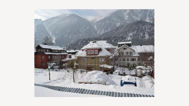 Pahalgam, Mini Switzerland!