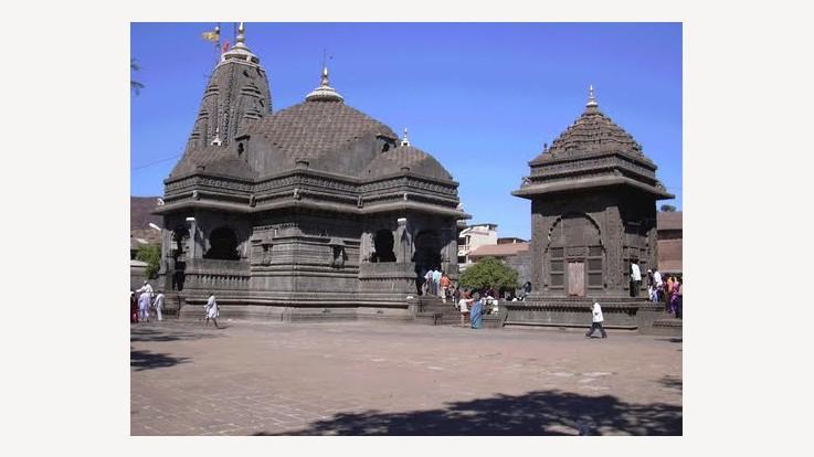 Trimbakeshwar Jyotirlinga temple