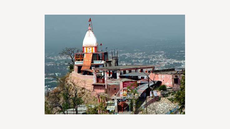 Chandi Devi Temple: A Renowned Shaktipeeth in Haridwar