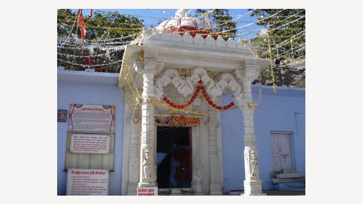 Adhar Devi Temple: A place of pride and shine in Mount Abu