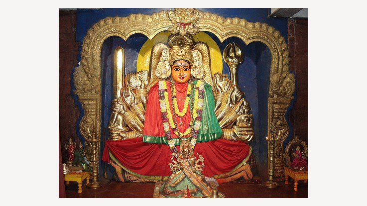 Bhadrakali Temple: The divine temple of the divine