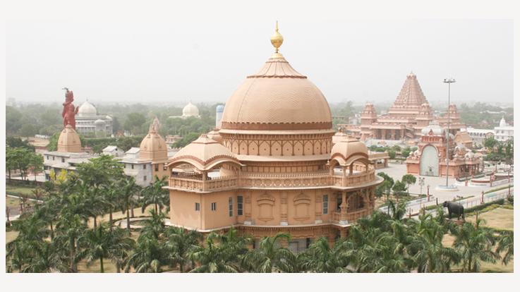 Chhatarpur Temple - New Delhi