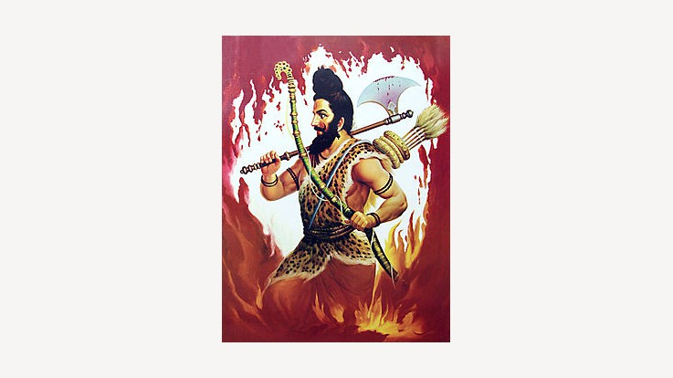 The Story of Parshuram