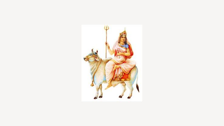 Goddess MahaGauri: 8th day of Navratri
