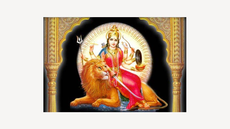Goddess Kushmanda: Fourth day of Navaratri Festival