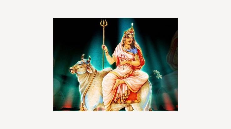 Goddess Shilaputri