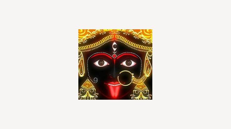 Goddess BhadraKali: 7th day of Navratri