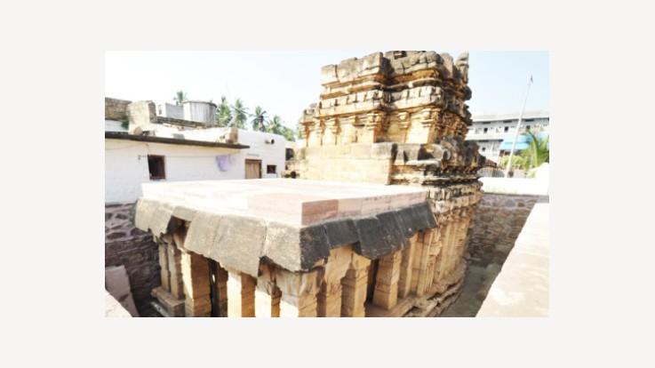 Banshankari temple another view