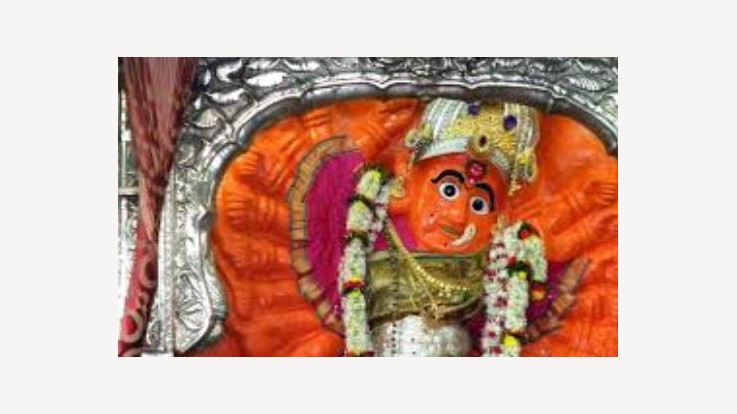 Goddess Saptashrungi image