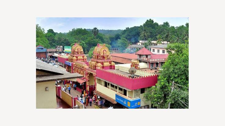 Shree Durga Parameshwari,Kateel-Karnataka