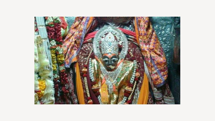 Sharda Mata - Maihar Devi - Satna, M.P