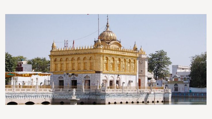 Shree Durgiana Temple - Amritsar, Punjab
