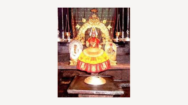 Goddess Mookambika Image
