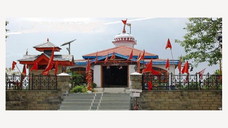 Tara Devi- Shimla, Himachal Pradesh