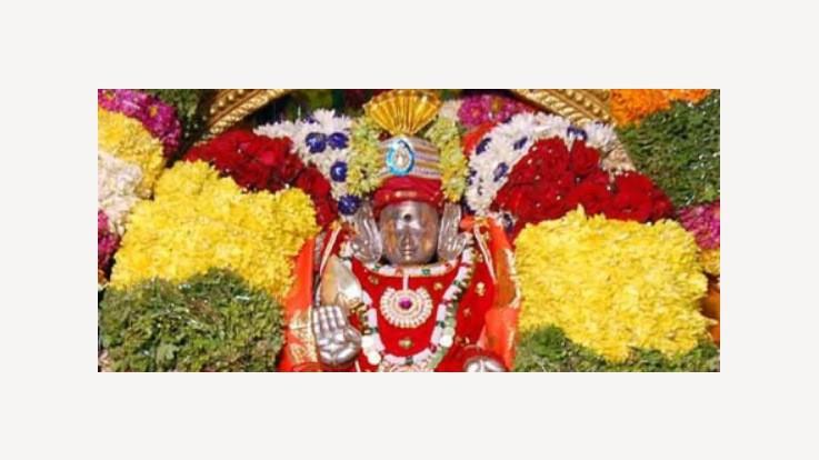 Tiruthani Murugan Idol Image