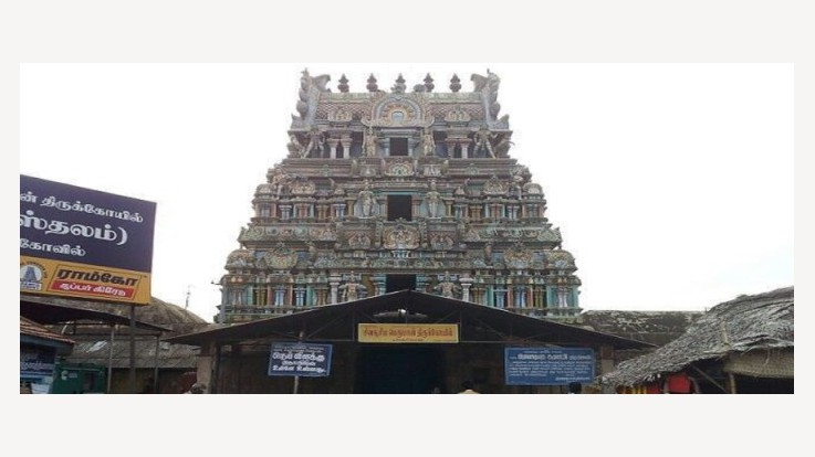Swamimalai Swaminathaswamy Temple, Thanjavur, TamilNadu