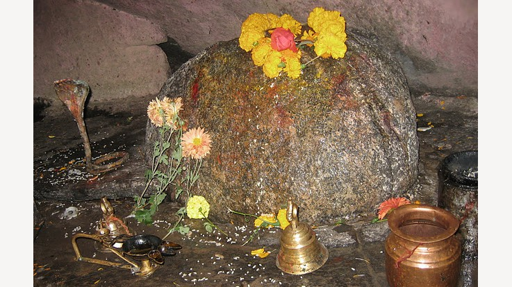 Kalpeshwar Temple, Panch Kedar, Urgam Valley, Uttrakhand