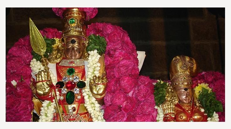 thiruparankundram idol image
