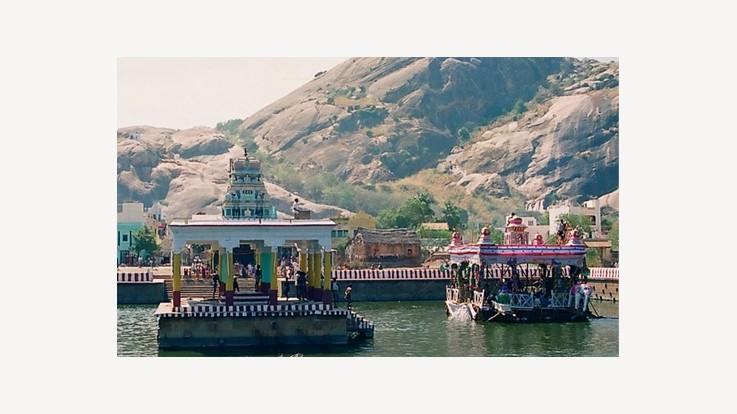 thiruparankundram scenic beauty