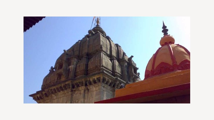 vaidhyanath jyotirlinga temple top view