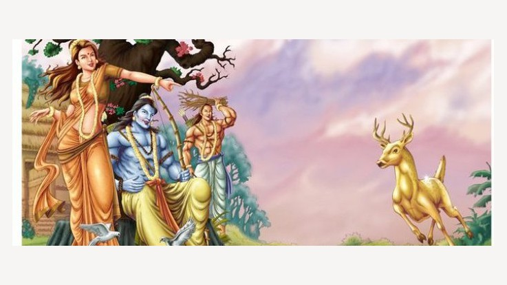 Ramayana: Story of Shurpanakha and Sita Haran