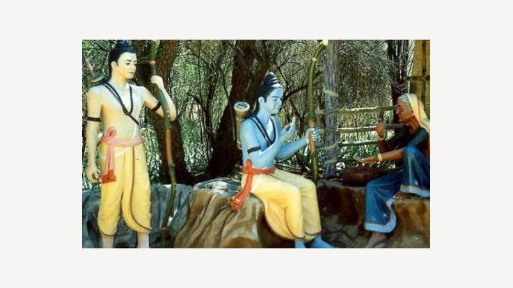 Rama & Shaburi idol