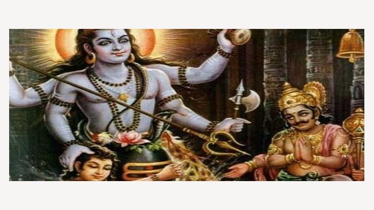Story of the Great Sage Markandeya