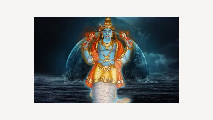 matsya avatar of lord vishnu