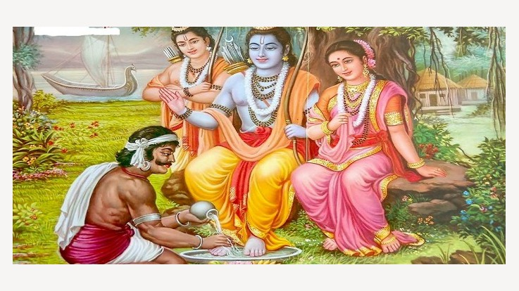 Story of Rama's 14 years Exile (Story of Ramayana part 1)