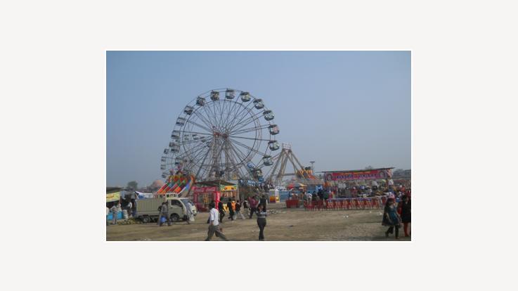 view of fair