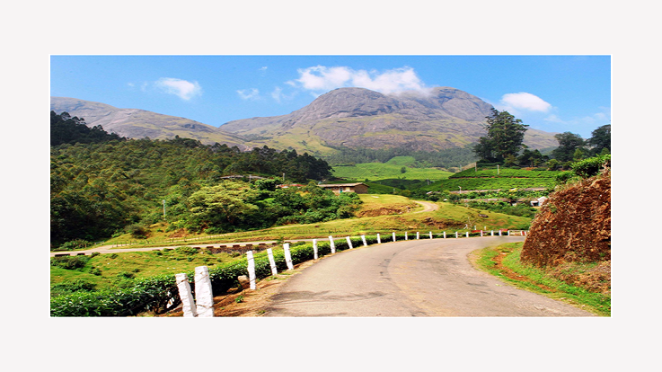 Munnar, soothing embrace of nature!