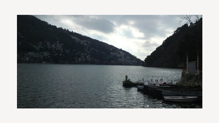 Enchanting city- Nainital