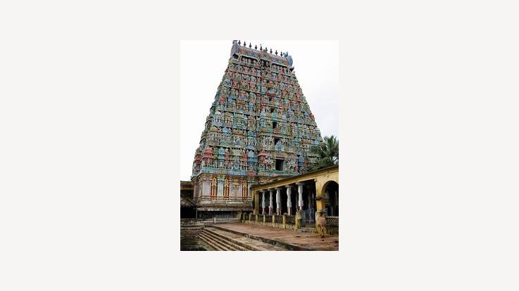 Aadi Kumbeswarar Temple, Kumbakonam, Thanjavur, Tamil Nadu