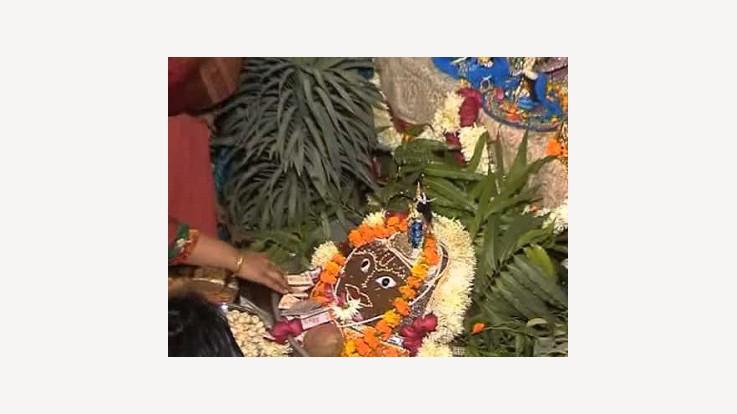 Goverdhana Pooja