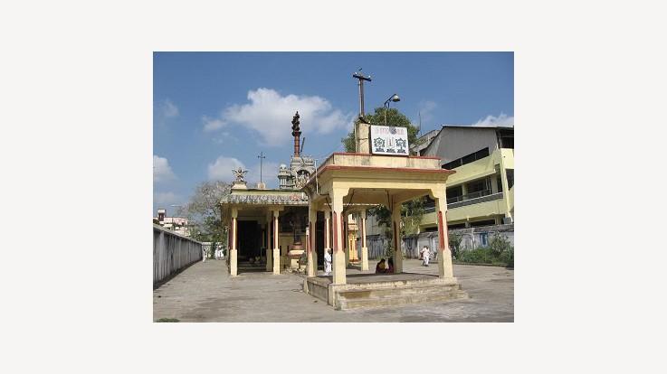 Kothanda Ramar Temple Inner View