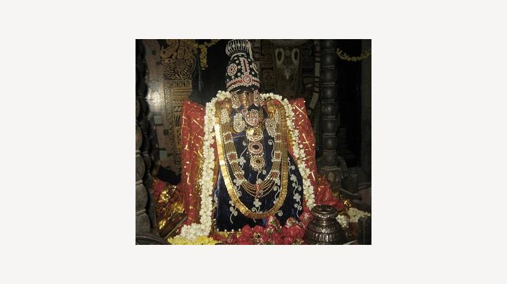 Kothanda Ramar Thirukoil Temple Idol
