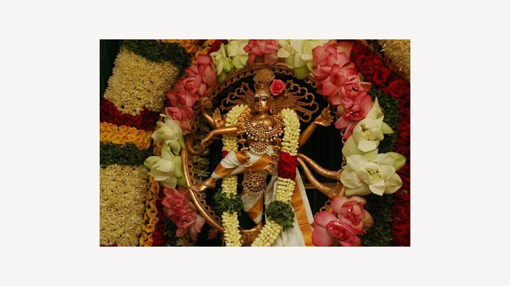 Chidambaram Sky Temple, Tamil Nadu
