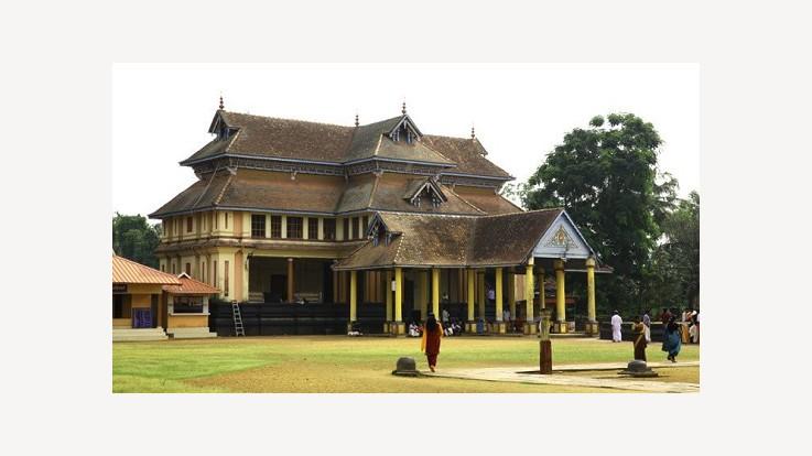 Temple Architature
